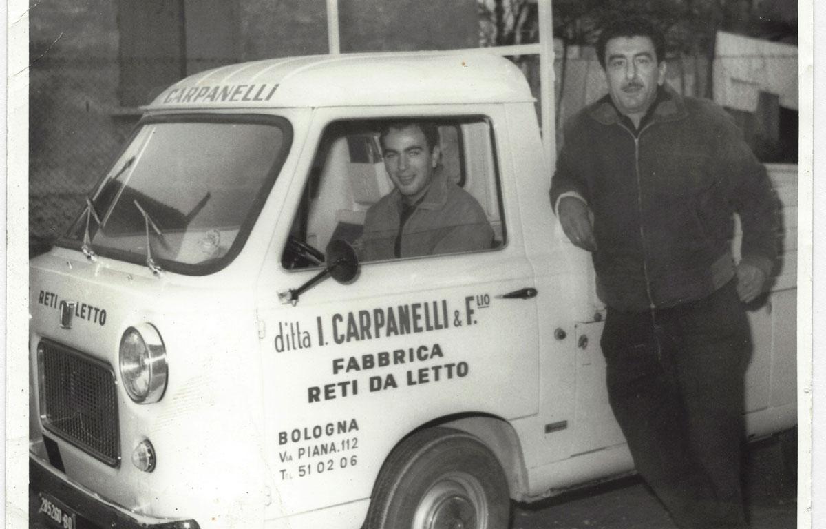 Nuova Fonte Del Materasso Bologna.Materassi Carpanelli Bologna Assobed